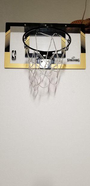Over the door basketball hoop for Sale in Tampa, FL