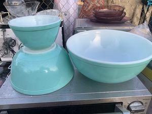 Pyrex bowls for Sale in La Puente, CA