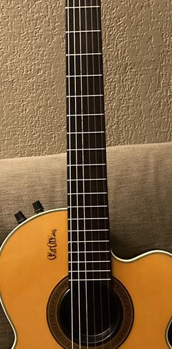TIME CAPSULE Epiphone Chet Atkins CEC Classical Guitar - MINT CONDITION for Sale in Long Beach,  CA