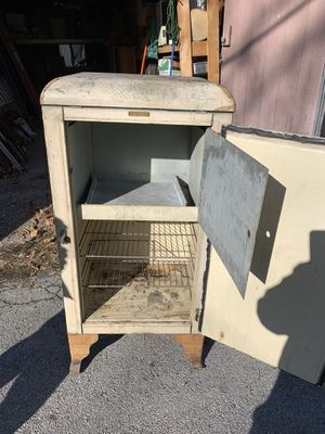 Old ice box for Sale in Altoona, PA
