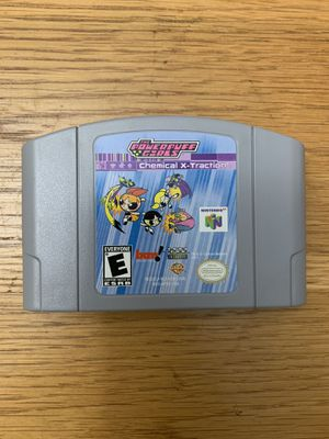 PowderPuff Girls Nintendo 64 game for Sale in Tampa, FL