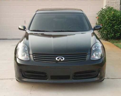 For sale INFINITY G 35 clean