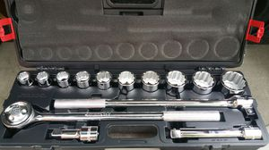 Husky Drive Socket Wrench Set. (NEW) for Sale in Dallas, TX