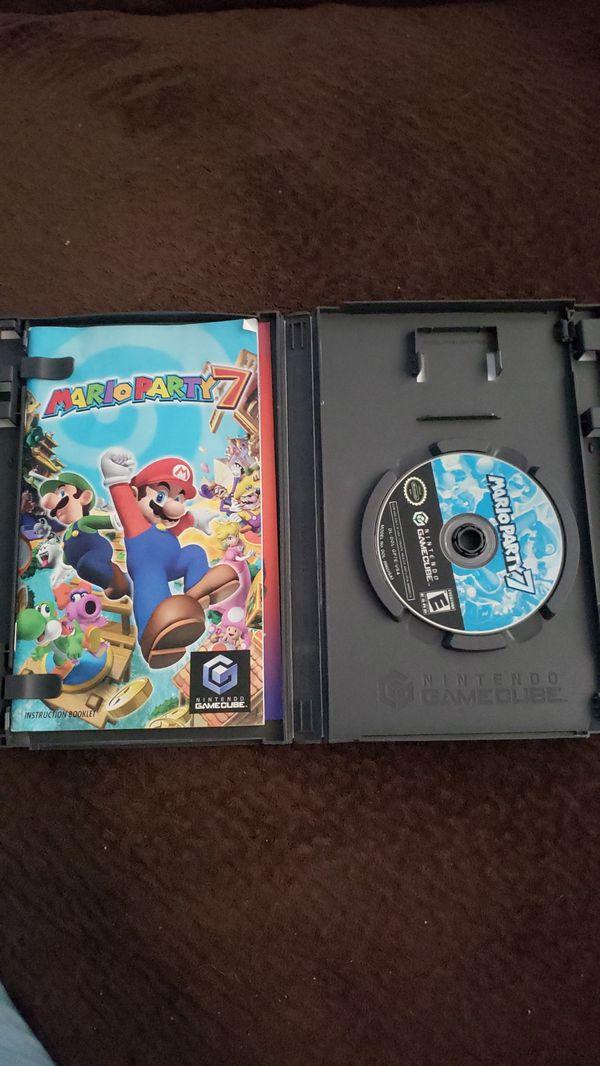 Game Cube Mario Party 7