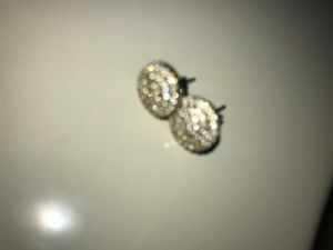 Diamond earrings for Sale in Inglewood, CA
