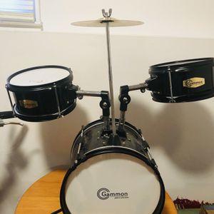 Gammon 3 Piece Junior Child Drum Kids Set for Sale in West Haven, CT