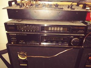 Pioneer home stereo system for Sale in Stockton, CA
