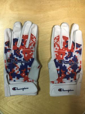 Champion Street Wear Batting gloves for Sale in Tampa, FL