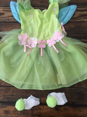 Tinkerbelle Baby Costume 6-12 months for Sale in Longwood, FL