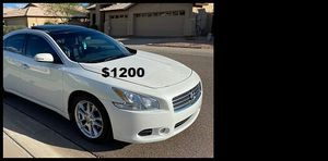 Price$12OO Nissan Maxima for Sale in Madison, WI