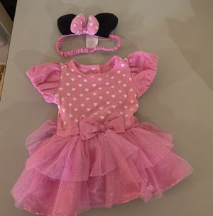 Minnie Mouse Halloween costume for Sale in Laveen Village, AZ