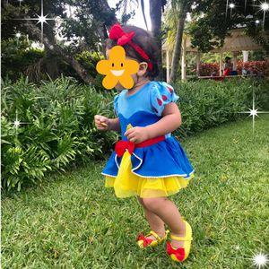 Snow White Baby Costume Disney Store original for Sale in Miami, FL