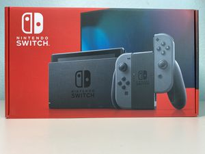 Nintendo Switch Gray V2 Console SELLING QUICK for Sale in Industry, CA