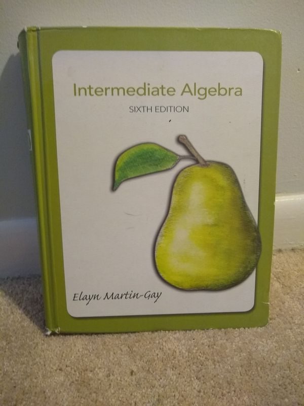 Pearson Intermediate Algebra-6th Edition