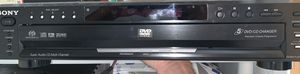 Sony DVD 5 Disc Player for Sale in Deer Park, NY