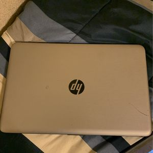 Hp Laptop with charger for Sale in Fort Worth, TX