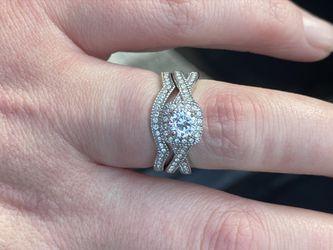 Vintage wedding ring set for Sale in Overland,  MO