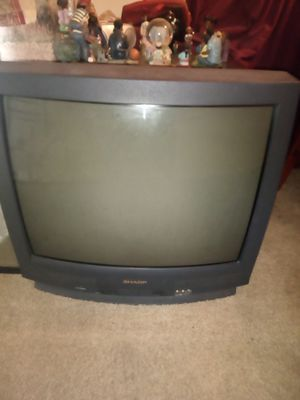 """Sharp box tv 27"""" for Sale in Columbus, OH"""