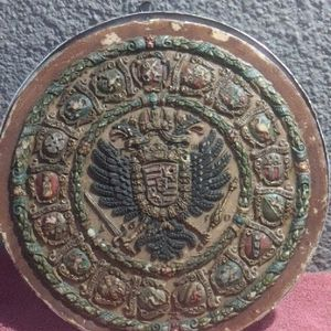 """14"""" Round Vintage Medieval Wall Decorative Artwork for Sale in Upland, CA"""