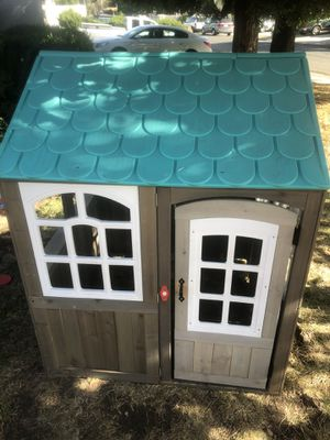 Play kids house for Sale in Sacramento, CA