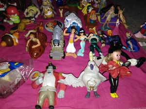 Small Disney character figures for Sale in Fresno, CA