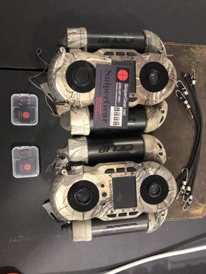 Cell 8 crush cams with SD CARD for Sale in Milton, FL