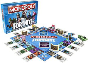 Monopoly Fortnite Board Game for Sale in Steubenville, OH