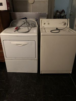 Washer and dryer for Sale in Poinciana, FL