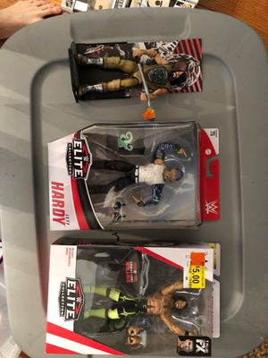 Action Figure Bundle Reserved for Sale in Lehighton, PA