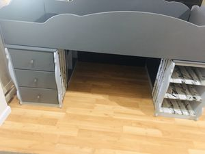 Twin size storage bed for Sale in Marysville, WA