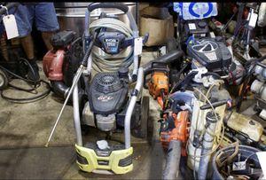 RYOBI 3,100 PSI 2.5 GPM Honda Gas Pressure Washer with Idle Down for Sale in Boston, MA