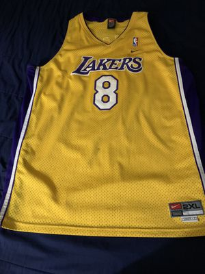 Kobe Bryant Lakers Jersey 2x like new!!! for Sale in Orlando, FL