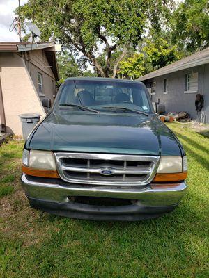 1999 Ford Ranger.4 Cylinder 2.5 L engine. for Sale in Tampa, FL