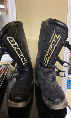 O'Neill Motorcycle boots for Sale in Wildomar, CA