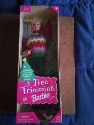 4 Rare Collectable Barbie Set only $50 for Sale in San Antonio, TX