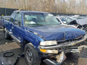 Open Saturday's . 2000 Silverado C1500 4.8L 106100 Parts only. U pull it yard cash only. for Sale in Hillcrest Heights, MD