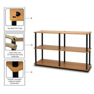 Storage display rack new in 🚚 not assembled for Sale in Dallas, TX