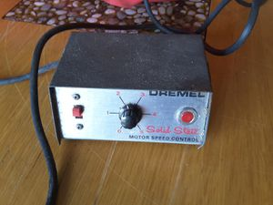 Dremel Motor Speed Control model 219 for Sale in Snohomish, WA