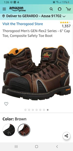Thorogood Boots new Size 13 Wide $150 obo. for Sale in Irwindale, CA