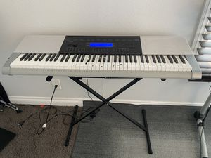 casio wk-220 for Sale in Lake Forest, CA