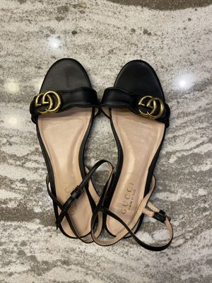 Gucci Mormont Interlocking G Ballet Flats Size 9.5-10 for Sale in Newark, OH