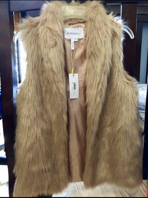 BCBGENERATION Fur Faux Vest for Sale in Glendale, CA
