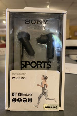 Sony WI-C400, Sony MDR - RF912RK, ONN Soundbar, for Sale in San Bernardino, CA