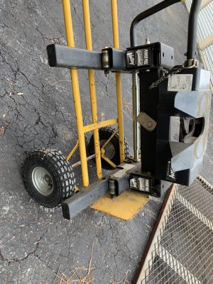 5th wheel slide hitch great condition for Sale in Young, AZ