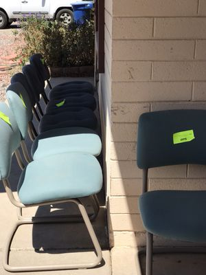 Chair set (5)for CHEAP!! for Sale in Tempe, AZ