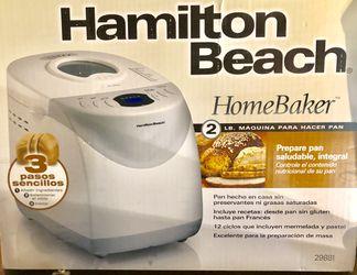 Hamilton Beach Bread maker for Sale in Thornton,  CO