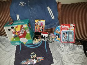 Disney Collection Toys Clothes And Kitchenware for Sale in Puyallup, WA