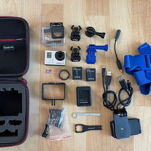GoPro Hero3+ And Accessories for Sale in Los Angeles, CA