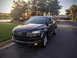 2013 diesel Audi Q7 AWD quattro for Sale in Las Vegas, NV