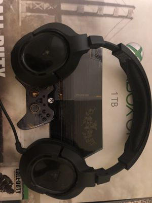Turtle Beach 420x Wireless Xbox One headset for Sale in Houston, TX
